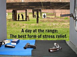 stress relief guns gun range shooting range machine gun las vegas gun ...