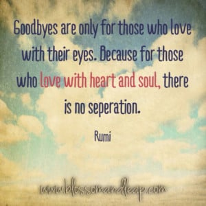 Rumi Heart and Soul