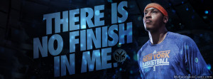 Carmelo Anthony NBA Basketball Facebook Covers