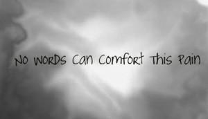 black # and # white # blackandwhite # words # comfort # me