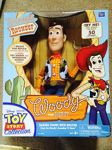Details about Toy Story Talking Woody with 50 sayings - Brand new in ...