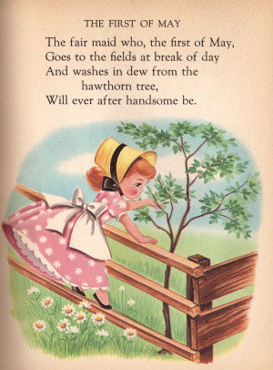 Here is a poem from one of my favorite children's books!
