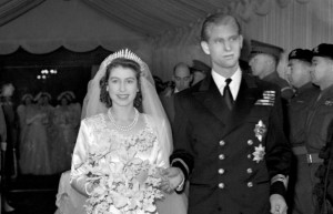 November 20, 1947: Princess Elizabeth and the Duke of Edinburgh leave ...