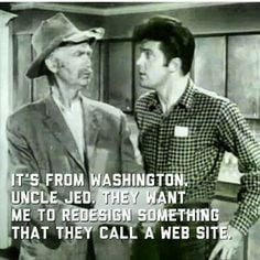 LOL! Uncle Jed and Jethro More