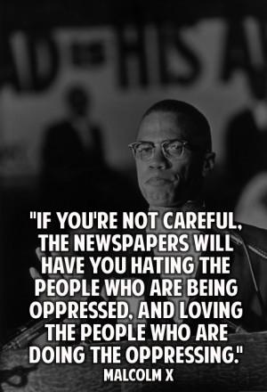 Malcolm X!!