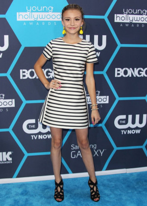 Young Hollywood Awards G Hannelius