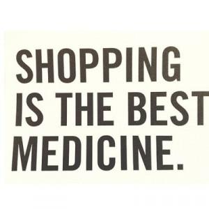 shopping quotes | via Tumblr