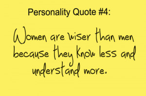 Related Pictures funny personality quotes personality quotes for girls