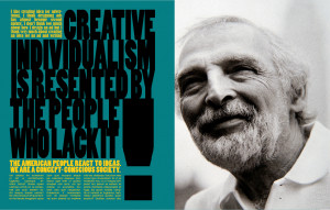Herb Lubalin Quotes A quote from lubalin.