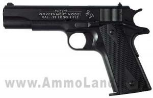 Umarex USA Introduces .22 LR Colt Government 1911 Series