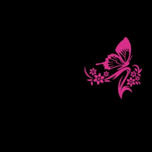 Own Kind of Beautiful Butterfly Wall Quotes™ Decal