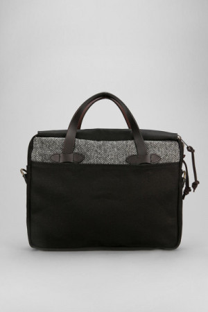 Urban Outfitters Filson X Harris Tweed Briefcase in Black for Men