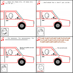 Funny Quotes About Road Rage