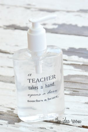 You can download the Teacher Hand Sanitizer PDF here :