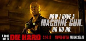 Die Hard 5 Belle journée pour mourir : photo et bannière
