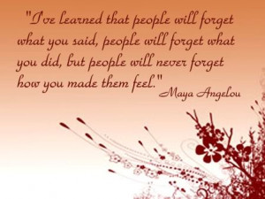 25 Deep Maya Angelou Quotes
