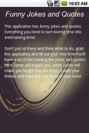 View Bigger Funny Jokes And...