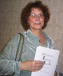 Joan D. Vinge jesienią 2005