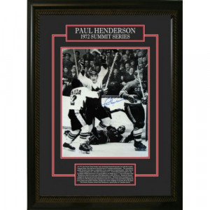 Paul Henderson Goal Of The Century 40th Anniversary picture