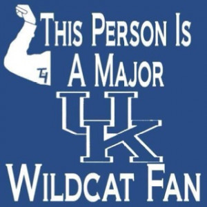 Wildcats all the way!