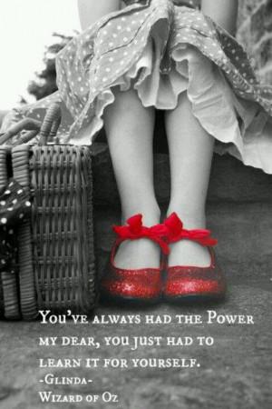 Glinda, the Good Witch, Wizard of OzWizardofoz, Inspiration, Quotes ...