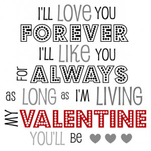 ill love you forever quotes. ill love you forever quotes.