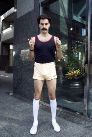 Best Borat Quotes – Jagshemash!