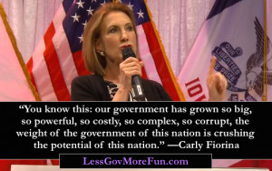 All-Time Best Carly Fiorina Quotes
