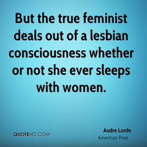Audre Lorde Women Quotes