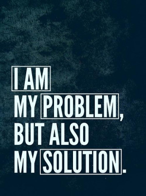 Problem and solution.