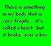 Heart Quotes, You Broke My Heart, My Heart Is Breaking Quotes, Sayings ...