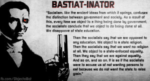bastiat quote