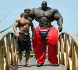 Real Life Giants