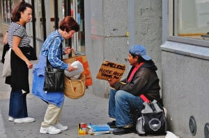 Helping the Homeless: Serve Your Community With Love and Time