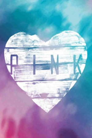 New Victoria's Secret love pink background! :): Pink Summer, Iphone ...