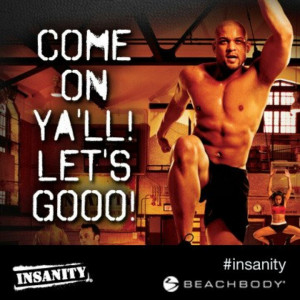 Insanity!!!!! The hardest workout ever put on DVD!!!