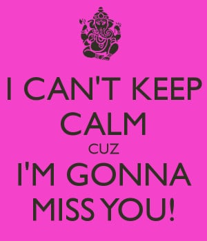 Im Gonna Miss You