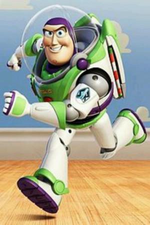 Toy Story - Buzz Lightyear: