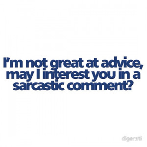 Best Sarcastic Quotes Ever http://pinterest.com/pin/12736811419116844/