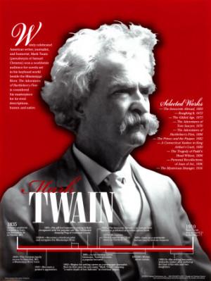 mark twain quotes. Mark Twain