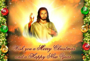 Jesus Christ Christmas Quotes and Sayings