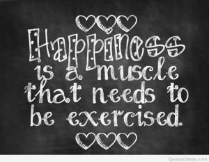 happiness quote instagram