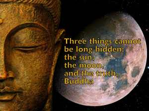 Buddha and the Moon - War,Pacifism and Non-Violence