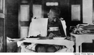 mahatma gandhi in a letter to hitler gandhi wrote we