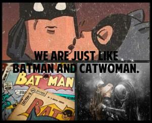 Batman And Catwoman Love Quotes Batman Love Quot