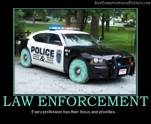 How To Motivate Law Enforcement Officers
