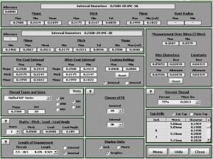 ME Thread / CNC Machinist Thread Specs & Machining Calculation ...
