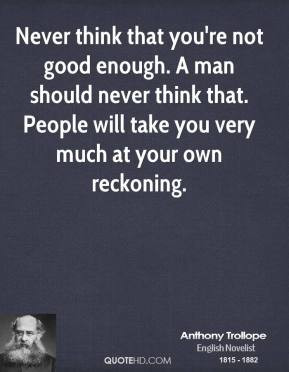 not being good enough quotes about not being good enough