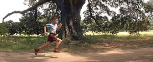 forrest gump remember that scene where jenny tells him to run forrest ...