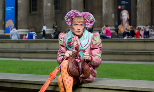 NEWS: Grayson Perry: Playing to the Gallery, part of The Reith ...